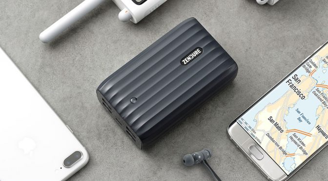 This Is X6, Possibly The World's Most Versatile USB-C PD Power Bank