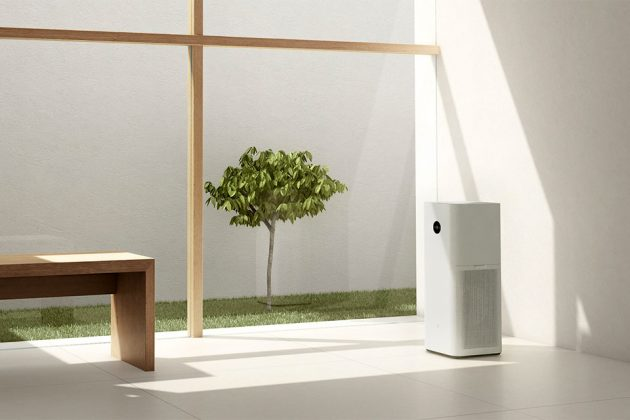 Xiaomi Announced Supersize Mi Air Purifier Max