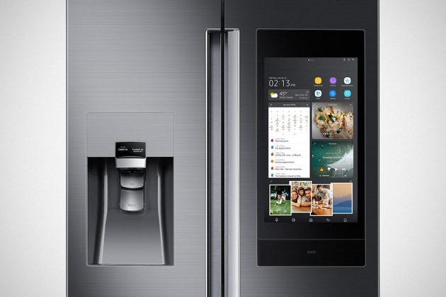 2018 Samsung Refrigerator with Family Hub with AKG Speaker
