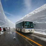 Japan's 65-Foot Snow Corridor Is For Those Who Misses Snow In Spring