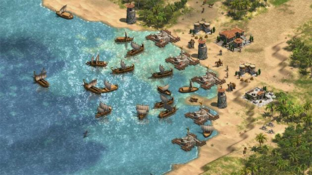 Age of Empires: Definitive Edition by Microsoft Studios