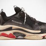 Balenciaga Makes Dirty A Fashion With Balenciaga Triple S Sneakers