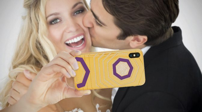 Brikk Takes Aim At Newly Wedded With Lux iPhone X Union Kit Gift Set