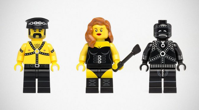 Citizen Brick Custom LEGO Minifigs That Are Too Taboo For LEGO To Make