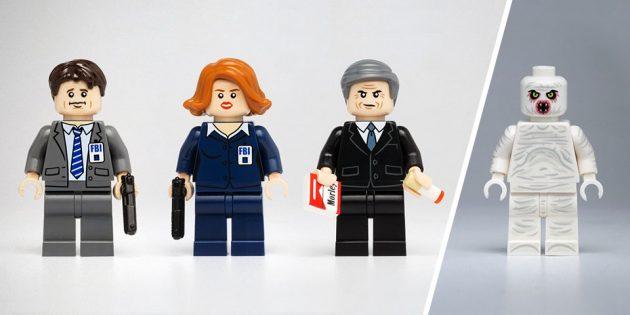 Citizen Brick Custom Printed LEGO Minifigs & Bricks