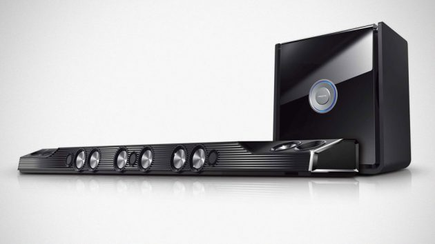 Creative X-Fi Sonic Carrier Dolby Atmos Sound Bar