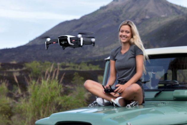 DJI Mavic Air Ultra-portable Foldable Camera Drone