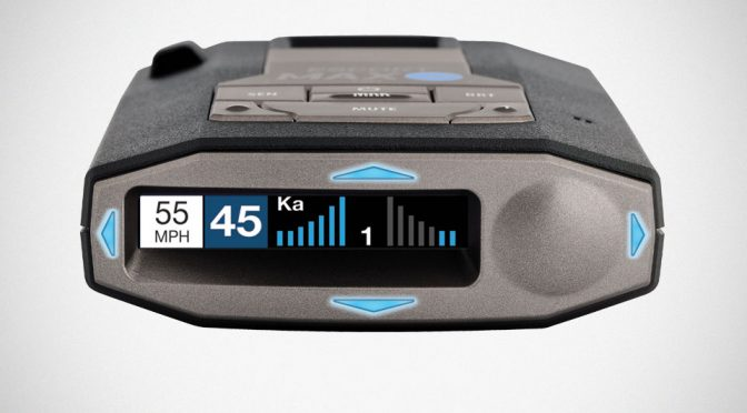 ESCORT MAX 360c Connected Radar and Laser Detector