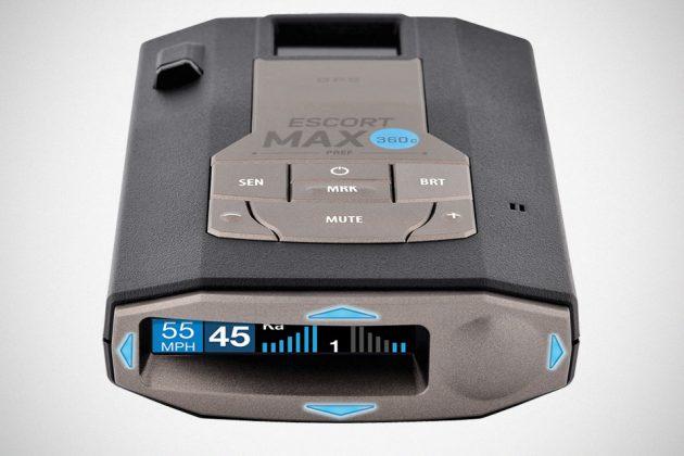 ESCORT MAX 360c Connected Radar and Laser Detector