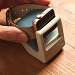This Apple Watch Stand Will Turn Your Apple Watch Into A Miniature iMac G3