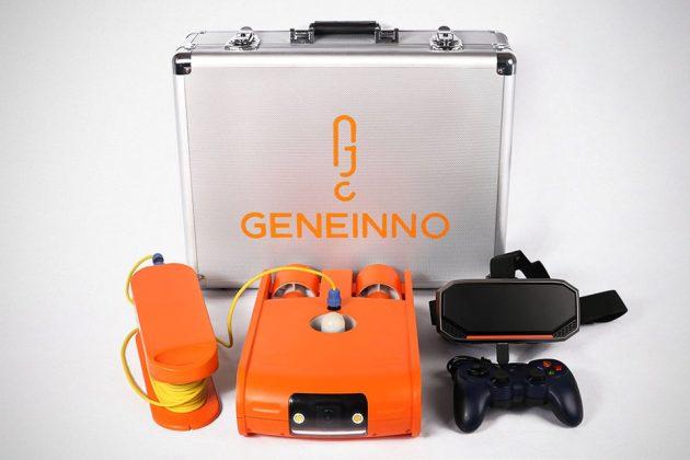 Geneinno Poseidon I Underwater Drone