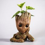 Baby Groot Bust Planter Is The Most Fitting Baby Groot Merchandise Ever
