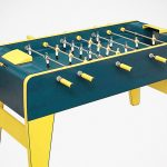 Hermès Takes Foosball To The Luxury Realm With A $68K Foosball Table
