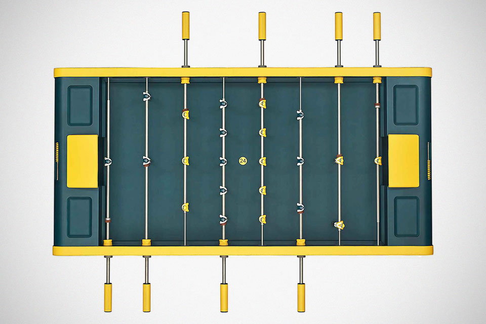 Hermès Takes Foosball To The Luxury Realm