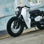K-Speed's Custom Super Power Cub Is What 2018 Honda Super Cub Should Be