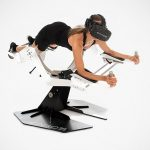 ICAROS Is A Simulator That Combines Fitness With Gaming Via Virtual Reality