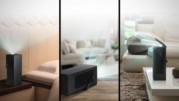 LG HU80K Series 4K UHD Home Projector