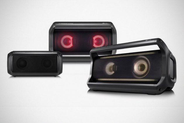 LG Unveiled 2018 Premium Sound Speaker Lineup