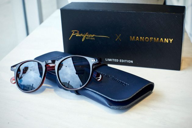 Limited Edition Pacifico Optical X Man of Many Buckler Sunglasses