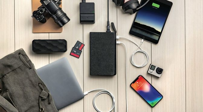 Mophie's New USB-C Power Bank Can Give Your MacBook A Full Charge
