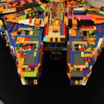 Multicolored LEGO UCS Millennium Falcon Is Bold, Loud And Super Cool