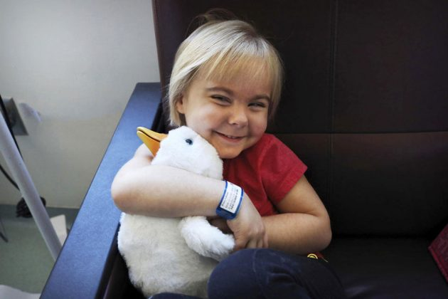 My Special Aflac Duck for Children by Sproutel