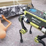 NCCR Robotics Demoed Aerial And Land Robots For Rescue Missions