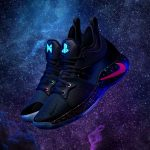 Paul George's 2nd Nike Shoes Is Playstation-themed, Has Light Up Logo