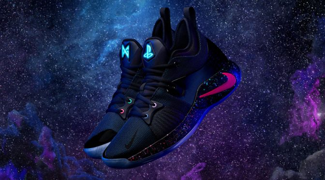 Nike Paul George Playstation-themed PG2 Sneakers