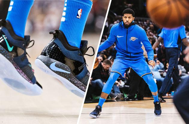 Nike Paul George Playstation-themed PG2 Sneakers