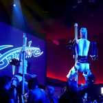 Pole Dancing Robots Struck Again, This Time At A Vegas Club During CES