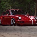 Man, I Just Can't Get This Porsche Raw 964 Concept Out Of My Head