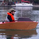 Rapid Whale Mini Boat Is A One-man Boat That Fits Into A Compact Hatch