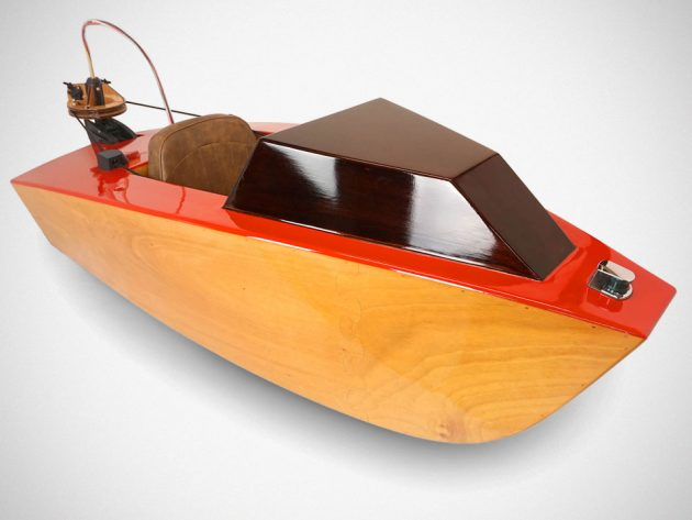 Rapid Whale Mini Boat Kit by Joshua Tulberg