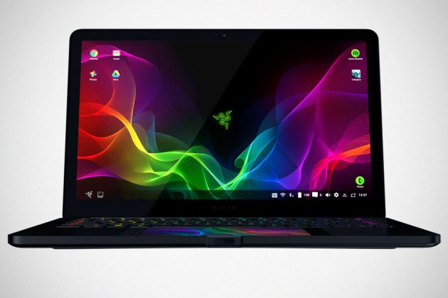 Razer Project Linda Android Laptop/Phone Hybrid Concept