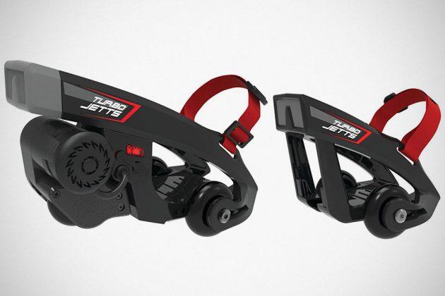 Razor Turbo Jetts Electric Heel Wheels