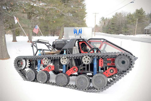 Ripsaw EV3-F1 Single Seater Sport Super Tank