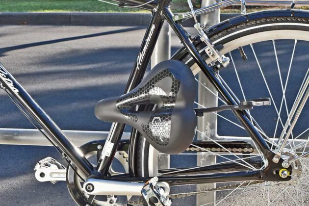 Seatylock Gel Bicycle Seat/Lock for Urban Riders