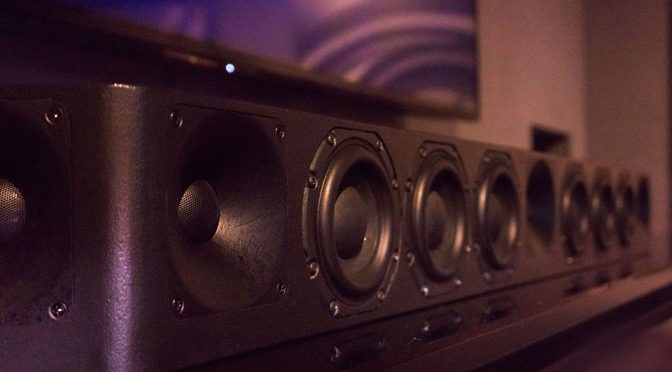 Sennheiser Showcases 13-speaker Sound Bar at CES