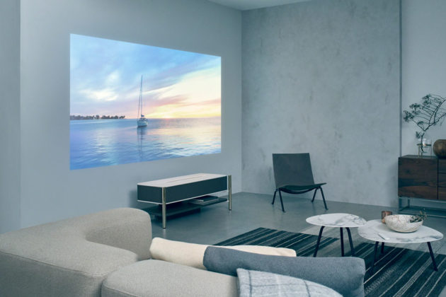 Sony 4K Ultra Short Throw Projector LSPX-A1