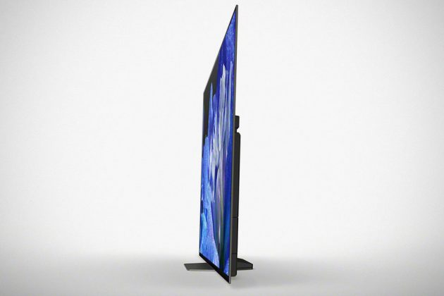 Sony Unveiled A8F 4K HDR OLED TV with Acoustic Surface