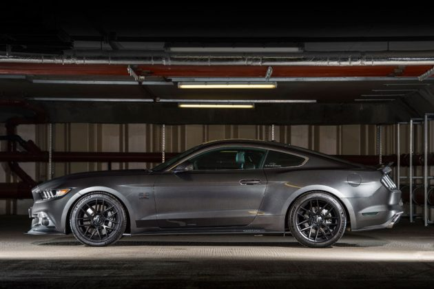 Steeda Unveiled Ford Q500 Enforcer Mustang For Europe