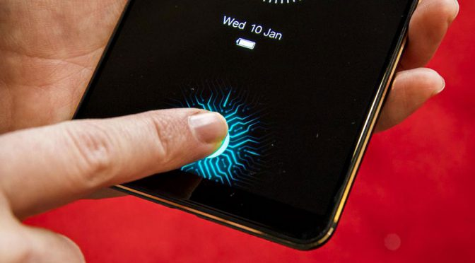 The World's First Under Display Fingerprint Scanner Phone From Vivo Is Now Available… In China