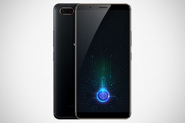 Vivo X20 Plus UD Under Display Fingerprint Sensor