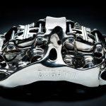 Bugatti Presents The World's First 3D Printed Titanium Brake Caliper