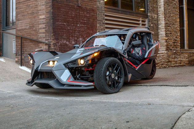 2018 Polaris Slingshot Grand Touring LE