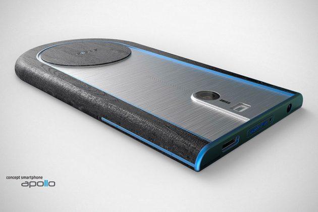 APOLLO II Concept Smartphone by Varnicic Branislav