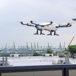 Airbus Successfully Demoed Parcel Delivery Drone With NUS