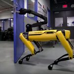 Boston Dynamics SpotMini Robotic Dog Now Knows How To Open Doors