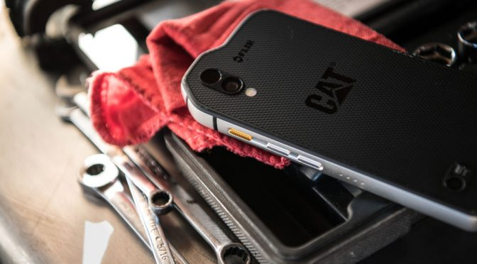 Cat S61 Ruggedized Android Smartphone Announced